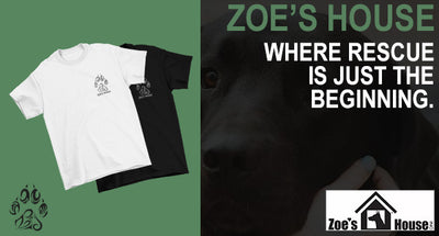 Philly Drinkers LLC Partners with Zoe's House Animal Rescue - Shirts on Sale Now!