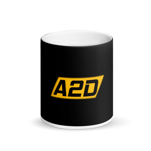 A2D Radio Coffee Mug