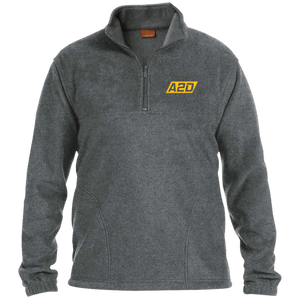 A2D  Zip Fleece Pullover
