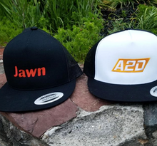 Load image into Gallery viewer, Jawn Trucker Hat