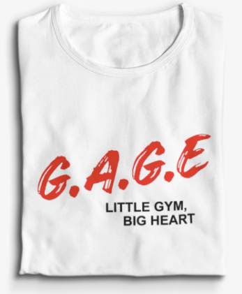 Dare to GAGE Tee