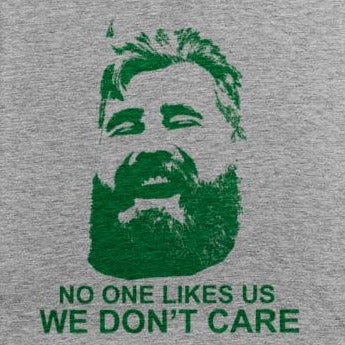 We Don't Care Tee