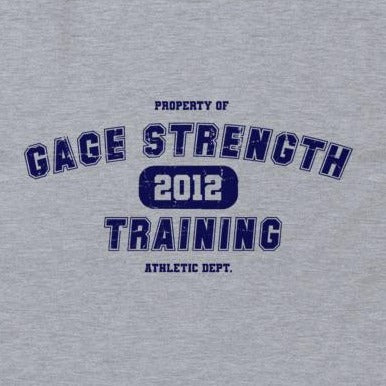 Property of Gage Short Sleeve T-shirt