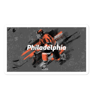 PHL Hockey Sticker
