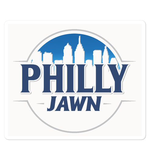Philly Jawn Sticker