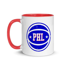 Load image into Gallery viewer, PHL Basketball Mug