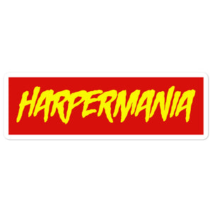 Hapermania Sticker