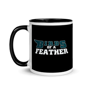 Birds of a Feather A2D Radio Mug