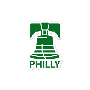 Philly Bell Sticker