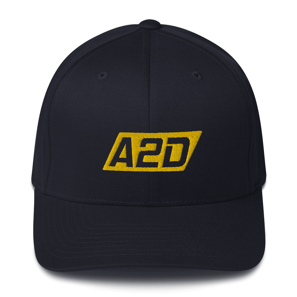 A2D Radio Flex Fit Hat
