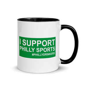 Support Philly Sports Mug