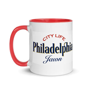 City Life Philadelphia Mug