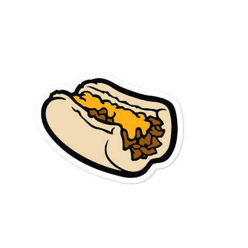 Philly Cheesesteak Sticker