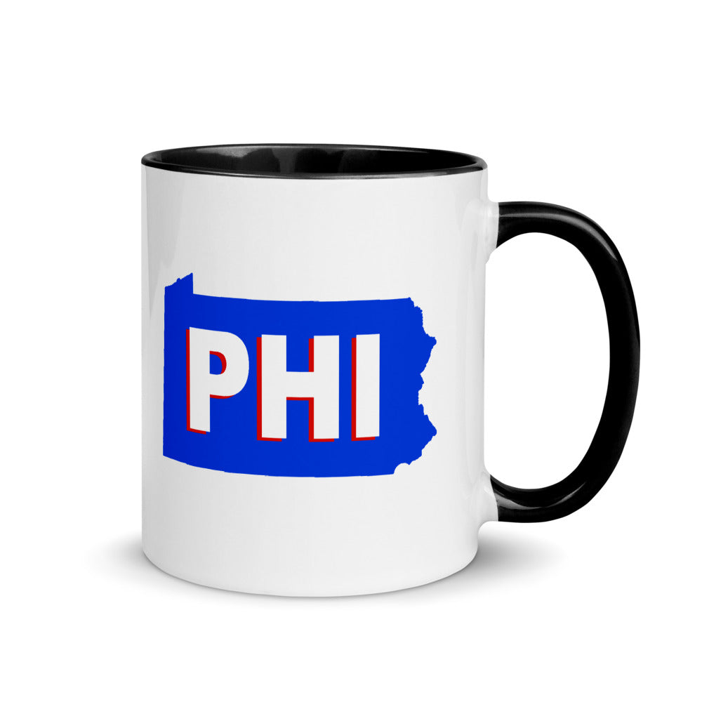 PA Dropshadow Mug