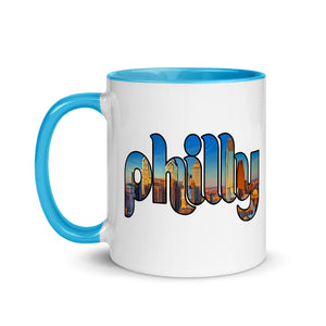 Philly Skyline Mug