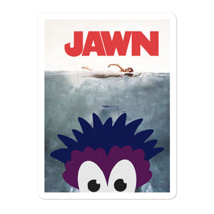 JAWN Movie Poster Sticker