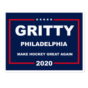 Make America Gritty Sticker
