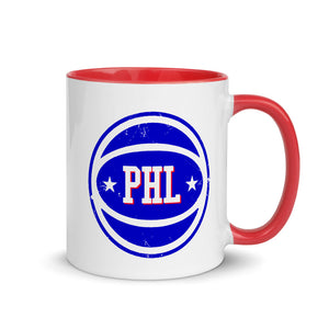 PHL Basketball Mug