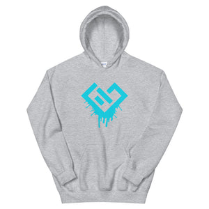 Gage Strength Training Bleeding Heart Classic Hoodie