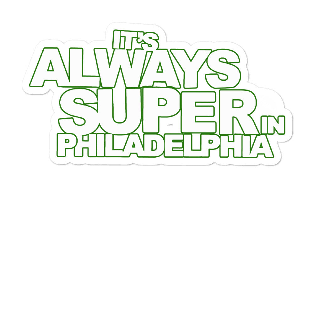 Always Super Sticker