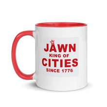 Load image into Gallery viewer, JAWN - King of Cities Mug