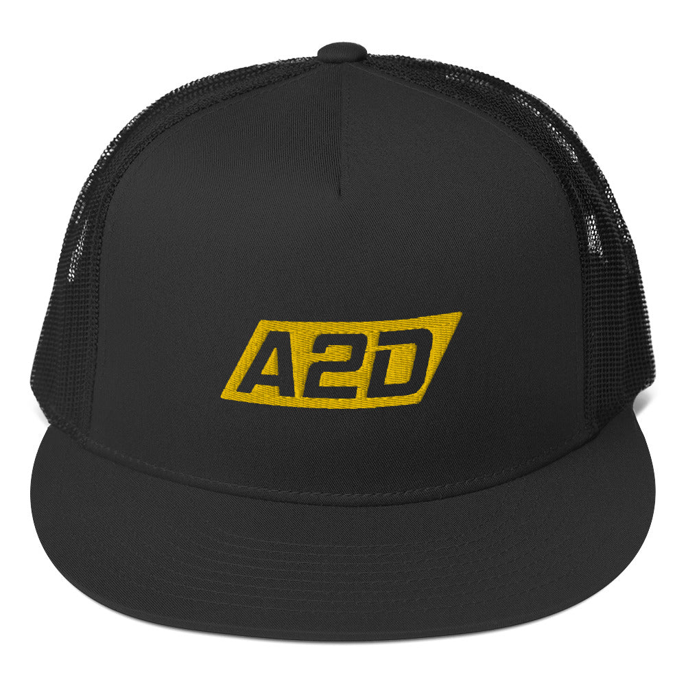 A2D Radio Trucker Hat