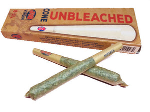 JOB Unbleached Cones (3 Pack)