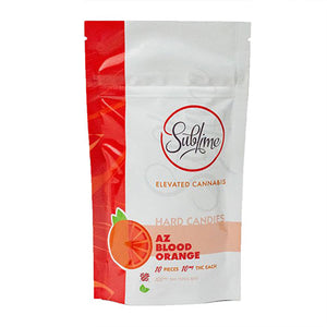 AZ Blood Orange Candy