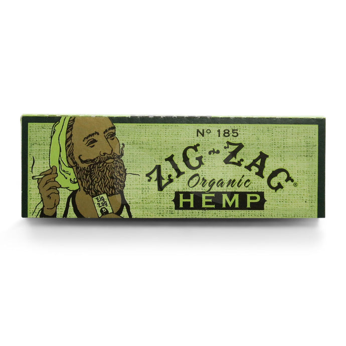 Zig Zag Organic Hemp Papers