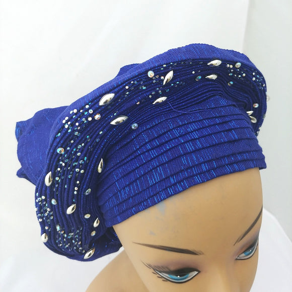 Head Ties, Scarves, & Hats