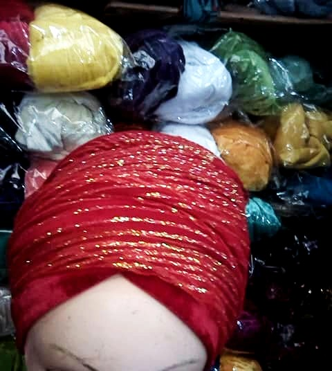 Turban Headwraps/Scarves