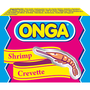 Onga Shrimp Crevette Seasoning