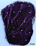 Turban Hat with Net (Various Colors)