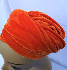 Turban HeadTie  (Various Colors)