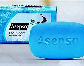 Asepso Soap - Cool Sport