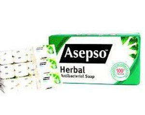 Asepso Soap - Herbal