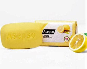 Asepso Soap - Lemon