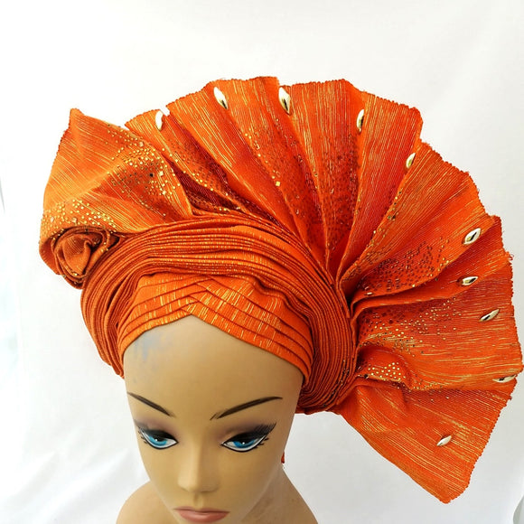AutoGele (Aso Oke) - Fan