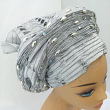 Auto Gele(Aso Oke) - Net (Various Colors)