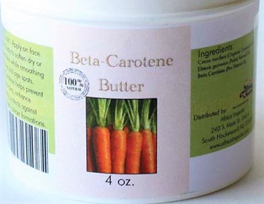 Beta Carotene Butter 4oz