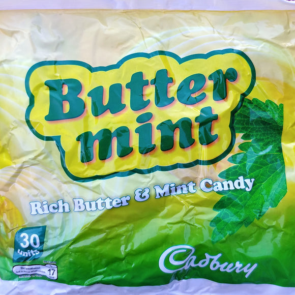 Butter Mint Candy