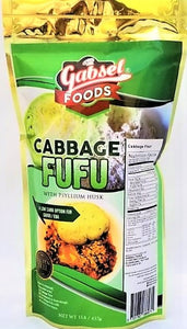 Cabbage Fufu - Carry Go Market