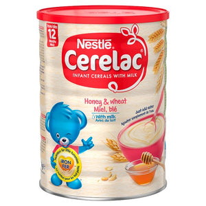 Cerelac Honey & Wheat 1kg