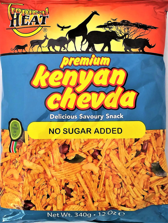 Kenyan Chevda - No Sugar Added - Carry Go Market