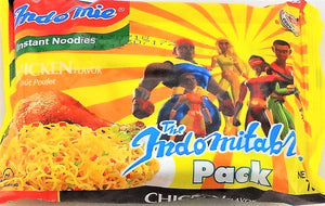 Indomie Instant Noodles - Chicken Flavor - Carry Go Market