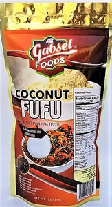 Coconut Fufu - Carry Go Market