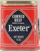 Exeter Corned Beef 12oz - Carry Go Market
