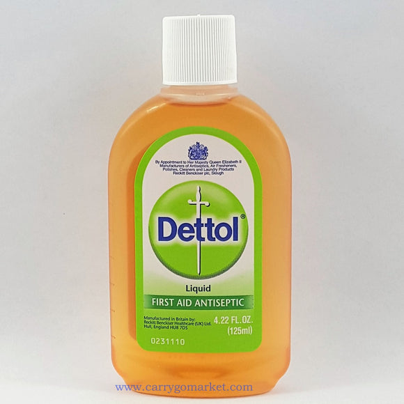 Dettol Liquid - Carry Go Market