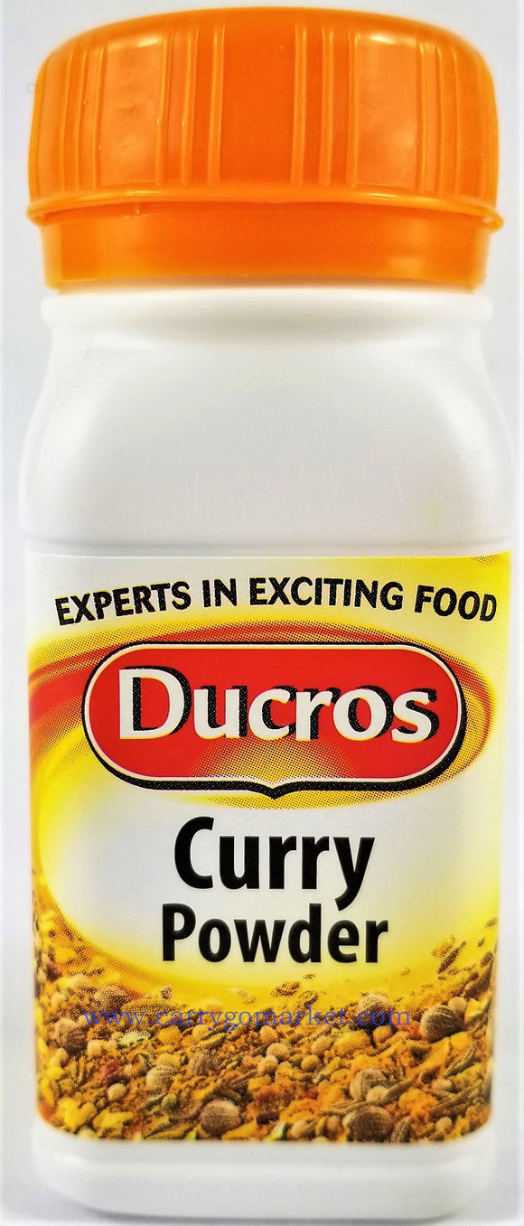 Ducros Curry Seasoning - Carry Go Market