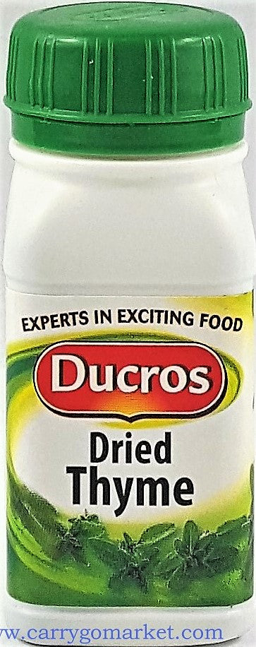 Ducros Thyme Seasoning - Carry Go Market